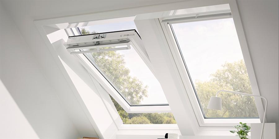velux integra dachfenster fensterhaase gmbh. Black Bedroom Furniture Sets. Home Design Ideas